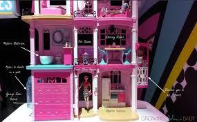 barbie 2016 dream house