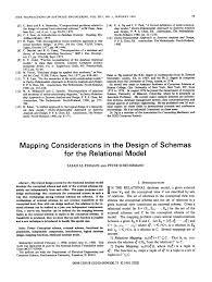 Logical Design Definition Automating Logical File Design