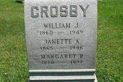 Janette A Craig Crosby (1865-1946) - Find A Grave Memorial