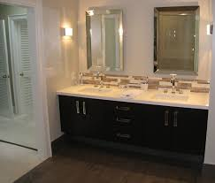 double sink vanity. bathroom furniture, terrafic black rectangle modern wooden sink vanity stained ideas: new smart double