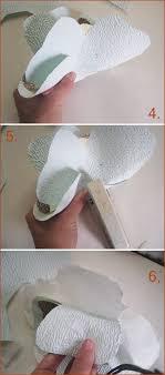 diy project handmade paper flowers