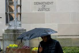 Doj Civil Rights Division Organizational Chart Justice Department To End 1940s Antitrust Rules Governing