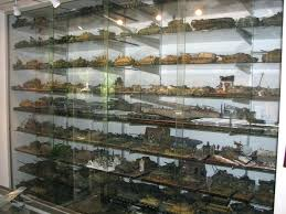 model display shelves image result for 1 scale tank model display shelves custom model train display