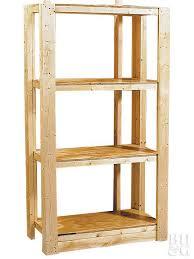 how to build utility shelves
