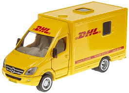 Газель <b>Siku Почтовая машина</b> DHL Yellow — цена, купить ...