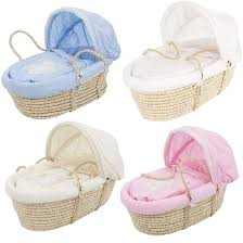Newborn Bedroom Furniture Obaby B Is For Bear Moses Basket Baby Newborn Bedroom Nursery