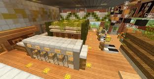 Minecraft Shop Designs Interior Design For A Grocery Store Minecraft Modern