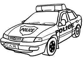 Small Picture Police Car Coloring Pages Crafts Pinterest Police cars and Craft