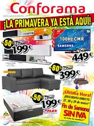Conforama Catalogo 26marzo 8abril2015 By Catalogopromociones Com