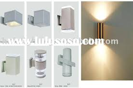 up down wall sconce bathroom lighting or outdoor led light pir lights uk
