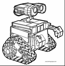 Small Picture excellent printable robot coloring page with wall e coloring pages