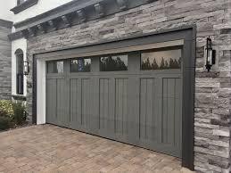 clopay faux wood garage doors. Dark Wood Garage Doors 8 Best New Clopay At The 2018 International Builders Faux N