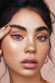 lovely natural makeup look with simple glow simplenaturalmakeup naturalglow time to learn how to do natural look correctly