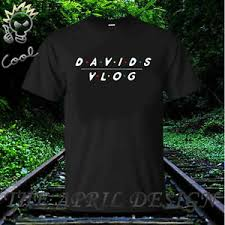 Details About David S Vlogs David Dobrik Merch Vlog Squad Jason Nash Liza Koshy Shirt Tee