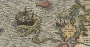 Here Be Dragons The Evolution Of Sea Monsters On Medieval