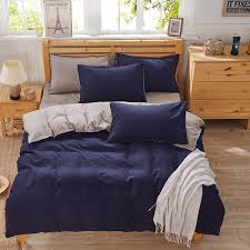reactive printing bedding set super soft cotton duvet cover flat sheet pillowcase comforter bed set twin full queen king size interior designer guild