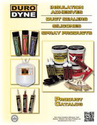 durozone product catalog duro dyne`s adhesive duct sealer catalog