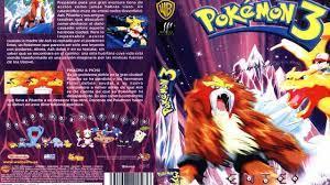 Pokémon 3   El hechizo de los Unown   Película A. [ Fecha De Estreno    08/Julio/2000 ] Lat
