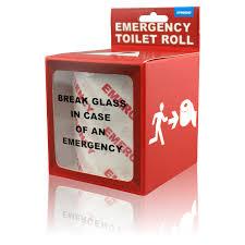 Uncategorized Novelty Toilet Roll emergency toilet roll novelty gifts  printed roll