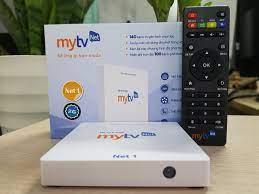 Android TV Box MyTV Net RAM 2G-2020 Tặng Chuôt Tài khoản HDplay Android  7.1.2- Hàng chính hãng
