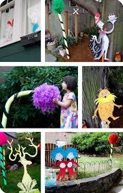 Dr Seuss Party Decorations 17 Best Images About Dr Seuss Party Ideas On Pinterest Baby