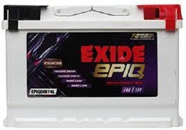 Exide Automotive Battery Application Chart Exide Automotive Buy Exide Automotive Online At Best