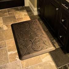 Padded Floor Mats For Kitchen Decorative Kitchen Cushioned Floor Mats Stylish Decorating Ideas