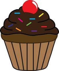 chocolate cupcakes clipart. Brilliant Clipart For Chocolate Cupcakes Clipart H