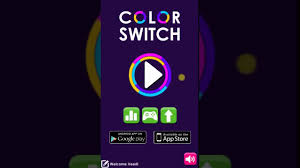 Skill Games Color Switch Along Fun With Ntgames Youtube