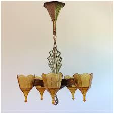 a8219 arts crafts chandelier