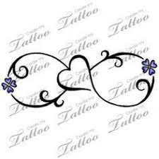 Infinity With Heart Tetovani Fantastiske Tatoveringer Tegninger
