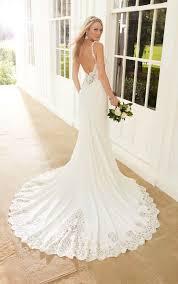 Designer Sheath Wedding Dresses Wedding Dresses Backless Sheath Wedding Dress Martina
