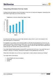 Free Graph Paper Worksheets Picture Grade 5 Reading And Creating Bar