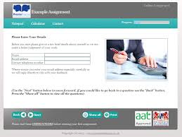 online assignments premier training online assignments for aat courses