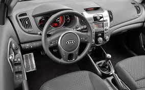 KIA FORTE - Review and photos