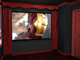 standard theater curtains