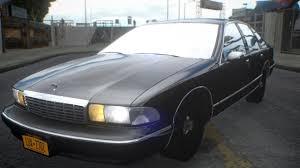 1994 Unmarked Chevrolet Caprice [GTA IV Car Mod] - YouTube