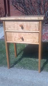 Cherry accent table End Tables View Larger Photo Moss Envy Cherry Accent Table With Two Drawers