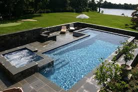 rectangular pool designs with spa. Pool Builder In Norwalk CT Haggerty Pools Design And Rectangular Designs With Spa P