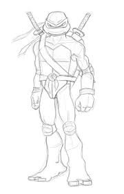 Teenage Mutant Ninja Turtles Coloring Pages Online Colouring Free