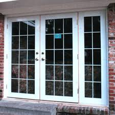 outswinging french doors