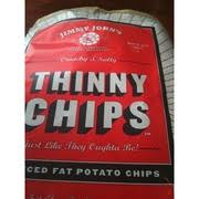 jimmy john s thinny chips. Exellent John Jimmy Johnu0027s Crunchy And Salty Thinny ChipsReduced Fat Potato Chips For John S H
