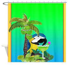 shower curtains tropical parrot margarita shower curtain tropical fish fabric shower curtain tropical fish shower curtain hooks