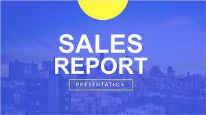 Sample Sales Presentations