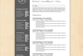 Template Download Awesome Resume Templates Haadyaooverbayresort