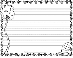Math. printable 1st grade writing paper: Writing Worksheets Lined ...
