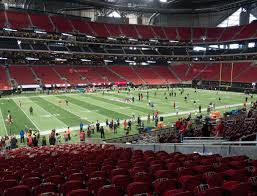 Mercedes Benz Stadium Section 131 Seat Views Seatgeek