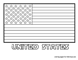 Small Picture American Flag Coloring Page Free Printable Pictures Coloring Pages