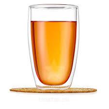 """<b>Стакан с двойными</b> стенками """"Ландыш"""" 450мл для кофе и чая из ..."""