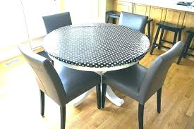 elasticized table cover round elastic spectacular large tablecloths vinyl fitted plastic covers 8 ft
